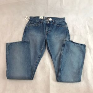 Old Navy Boot Cut Jeans Below Waste Jeans size 8L